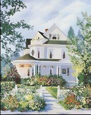 Victorian Splendor By Jacqueline Penney A1 Art Print Architectural Landscape