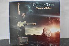 Blues-Rock CD Dudley Taft - Cosmic radio (2020)