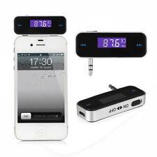fm - transmitter mp3 wlan musik, radio audio - adapter For IPhone IPod