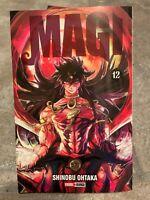Magi Vol. 12 by Shinobu Ohtaka En Español