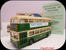 "█▓▒░ ★ 1/50 BUS LEYLAND ATLANTEAN "" MAIDSTONE & DISTRICT "" CORGI N° 97341 ★░▒▓█"