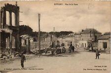 CPA  Revigny - Rue de la Gare  (631351)