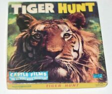 TIGER HUNT 8mm movie CASTLE FILMS