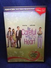 Be Careful With My Heart Vol. 25 Richard Yap & Jodi Sta. Maria Filipino DVD