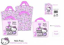 Hello Kitty 'Woodland Animals' Extendible Tote Bag Shopping Shopper Brand New
