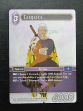 Final Fantasy Cards: ZANGETSU 3-110R # 2J59
