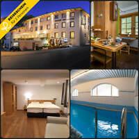 Kurzurlaub Schweiz 4 Tage 2 Personen Hotel Hotelgutschein Wellness Wochenende
