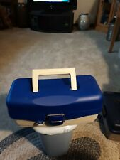 New Tackle Box With Removable Tray Lockable