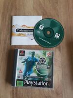 ISS Pro Evolution 2 PS1 Sony Playstation PAL Disc