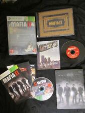 XBOX 360 : MAFIA II 2 COLLECTOR'S EDITION - Completo, ITA ! Compatibile Xbox One