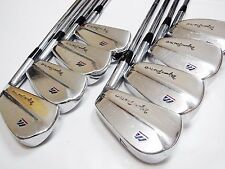 Mizuno Pro TN-87 3-P 8pc DG Irons Set Forged Golf Clubs RARE Nakajima sp 6237