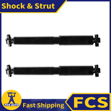 2X REAR  FCS Shock & Strut Kit Set Fits 2006 MERCURY MILAN High Quality NEW Pair