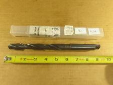 21/32 Taper Shank Drill Bit, Alfa Tools TS50019, MT2, HSS, Made in Bosnia