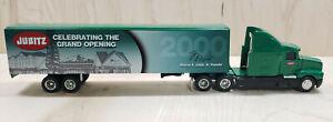 ERTL Jubitz 1:64 Scale Semi Kenworth T600B Truck and Trailer - Pre-owned