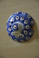 Bunzlauer Keramik Deckel Dose Marmelade Zucker Ersatzteil Durchmesser 4 cm NEU