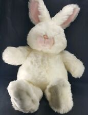 "Gund JUMBO Plush Bunny Rabbit Buck Teeth 24"" Large Vintage 1992 Stuffed Easter"