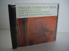 Italian Christmas Music CD, Kammerorchester Carl Philipp Emanuel Bach Hartmut Ha
