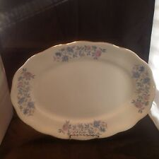 "Favolina Platter Made In Poland ""Gloria"" Pattern 13"""