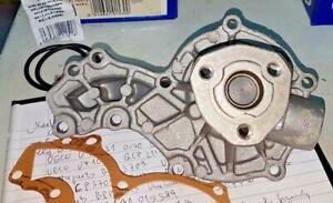 FOR VW GOLF JETTA PASSAT GALAXY AUDI 80 WATER PUMP BPP2453 VF009 QCP24