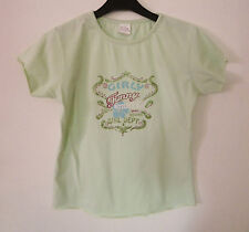 Tee Shirts vert - Fille - 12 ans - TTBE