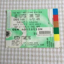 U2 ticket Croke Park 25/06/05 Vertigo Tour