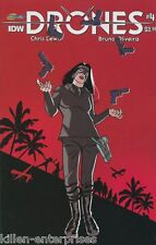 Drones #4 (of 5) Comic Book 2015 - IDW