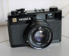 YASHICA ELECTRO 35 CC mit YASHICA COLOR YASHINON DX 1,8 / 35 mm (N7848)