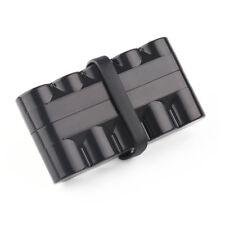New Black 5 Rolls 5.39'' x 2.87'' Hard Plastic Case Storage Box for 120 Film