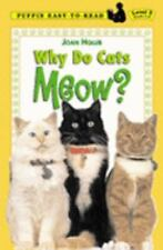 Why Do Cats Meow? (Penguin Young Readers, Level 3) by Holub, Joan