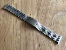 New - Vintage Bracelet Strap - Strap Steel - For 20 MM Strap