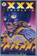 Triple X #1 1994 Arnold & Jacob Pander Dark Horse Comics