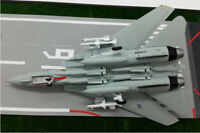 New 1:72 Scale US Navy F14B Tomcat Fighter Aircraft Folding Wings 3D Model