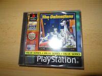 El Dálmatas PS1 PlayStation 1 Versión PAL NUEVO PRECINTADO