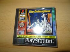 The Dalmatians Sony PlayStation 1 Ps1 3 Puzzle Game
