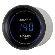 Auto Meter Azul Cobalto Digital Transmisión Termómetro #6949