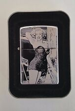 Zippo Lighter Stars of Hollywood Marilyn Monroe Swimsuit 2003  New