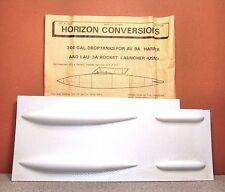 1/32 HORIZON CONVERSIONS 300 GAL. DROP TANK/LAU-3A ROCKET for AV-8A HARRIER