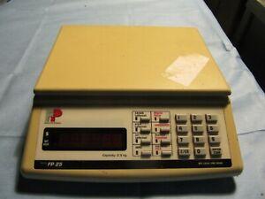 Francotyp Postalia FP-25 Industry Postal Scale capacity 2.5kg