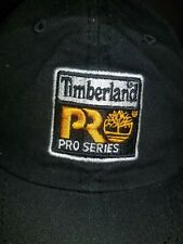 Timberland Pro Series Mens Black Embroidered Hat Cap HipHop Hype Boots