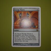 Storage Matrix x1 Ninth Edition 9th 1x Magic the Gathering MTG