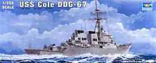 Trumpeter 1/350 USS Cole DDG-67 #04524 #4524 *Sealed*New*