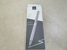 Adonit Pro 4 Silver Fountain Pen High Precision Disc Stylus for Touchscreens