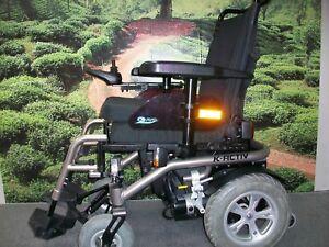 Kymco K-Active Powerchair (6MPH)