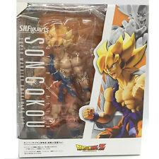 Dragon Ball Super Saiyan Warrior Awakening Ver Son Goku Gokou Figure Figurine