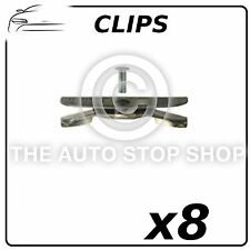 Clips Windscreen Window Clip Renault Clio/Megane Part Number: 1368 Pack of 8