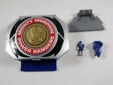 Mighty Morphin Power Rangers Blue Rangers Micro Morphin Playset Bandai 1995
