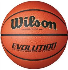 """NEW Wilson Evolution Basketball YOUTH SIZE Game Ball 27.5"""" Size 5"""