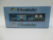 BREKINA: Sonderpackung Krombacher With 2x Ford FK 3500 (SSK77)