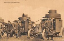 A9275) AUTOBLINDE, 3 AUTOMOBILI BLINDATE ITALIANE.