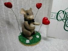 Charming Tails My Hearts All A Flutter Groom Figurine Fritz Floyd 82 101 Vintage